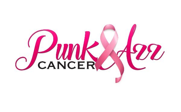 The logo for the Punk Azz Cancer charitable endeavour.