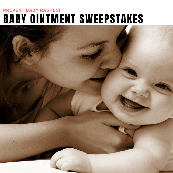 Aquaphor Baby Ointment Giveaway