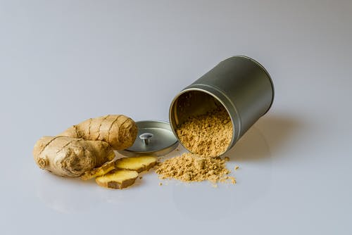 ginger plant remedies for inflammation